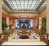 Hôtel Grande Bretagne - Athènes