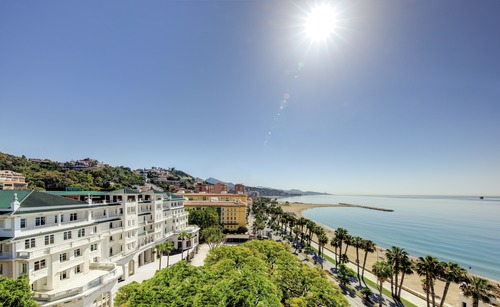 Gran Hotel Miramar - Malaga