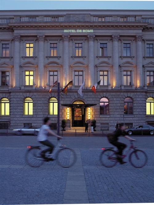 Hotel de Rome - Berlijn