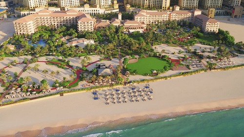 The Ritz-Carlton - Dubai