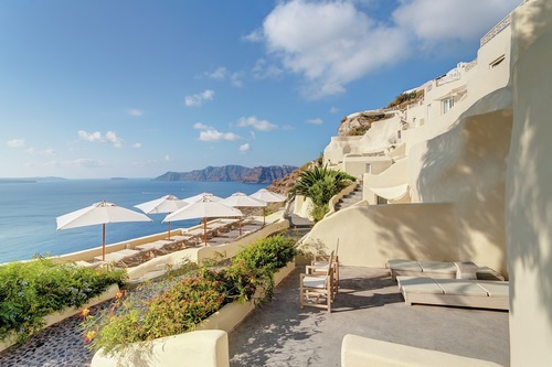 Mystique, A Luxury Collection Hotel - Santorini