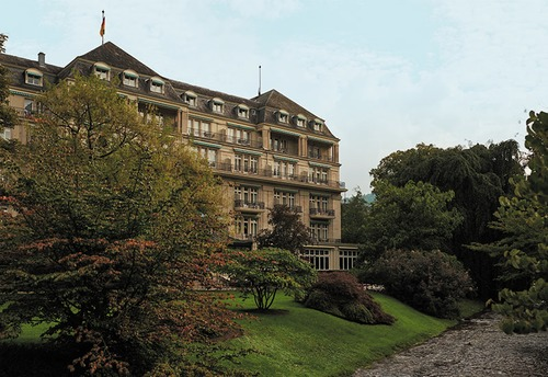 Brenners Park-Hotel & Spa